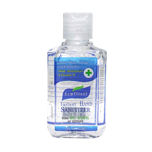 Instant Hand Sanitizer ECO Finest Water-less