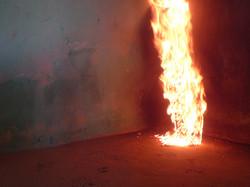 SET BUILT TO BE BURNED