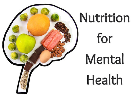 Nutrition for Mental Health