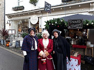 Retreat grassington dickensian