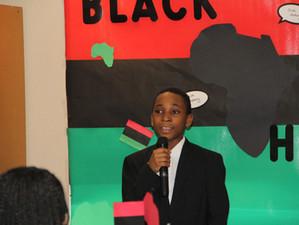Black History Night (ft Fajr al Islam)