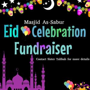 Eid Fundraiser