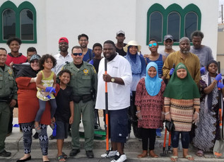 Al-Maun Community Clean up