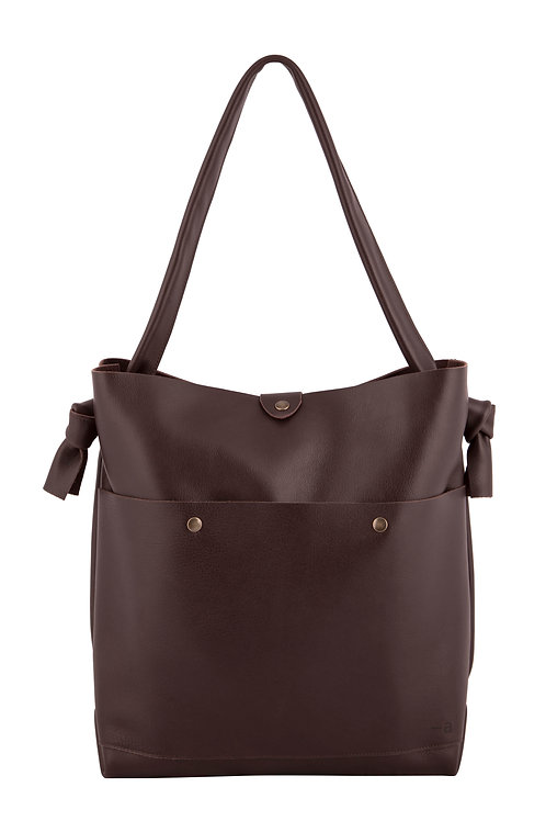 Bonnie Medium - Brown color