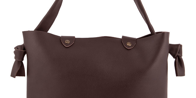 Bonnie – Brown oiled leather