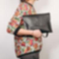 pochette Colette esprit minimaliste. Pra