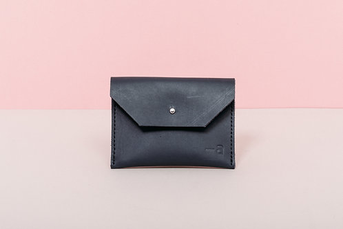 Card holder – marine blue color