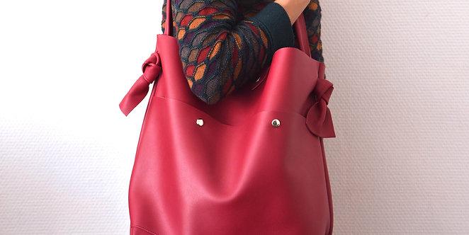 Bonnie Medium - Fuchsia color