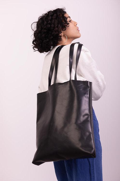 Le tote bag - coloris noir