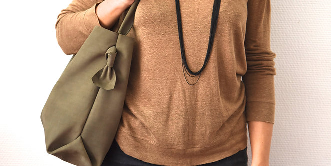 Bonnie – Khaki color
