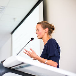 Public Speaker