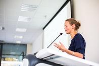 Speech and Seminar Video Recording