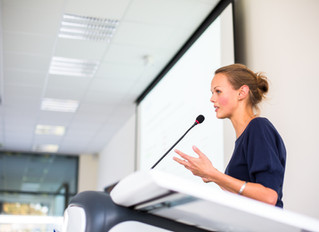 Three Ways Transcribing Public Speaking Engagements Can Help Your Business