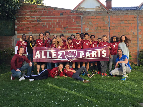 Championnes de Paris 2016 !