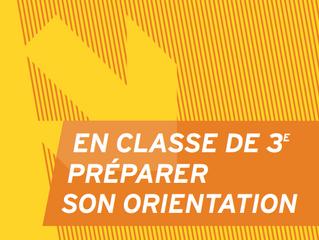 Orientation Post 3è, brochure ONISEP