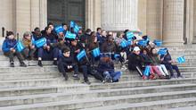 Le Panthéon pour les élèves d'UPE2A