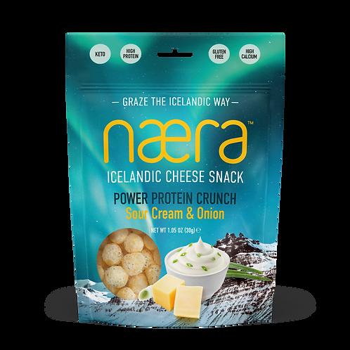 Power Protein Crunch Sour Cream & Onion Cheese