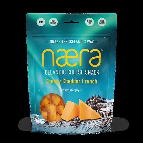 Cheesy Cheddar Crunch