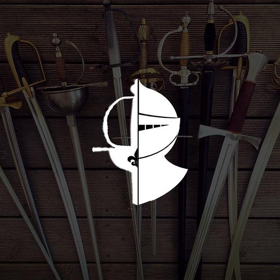 Lame duraluminium - Épée (Occasion)