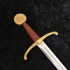 Épée médiévale duraluminium