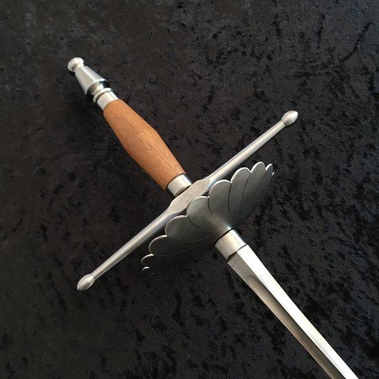 épée rapière escrime artistique spectacle
