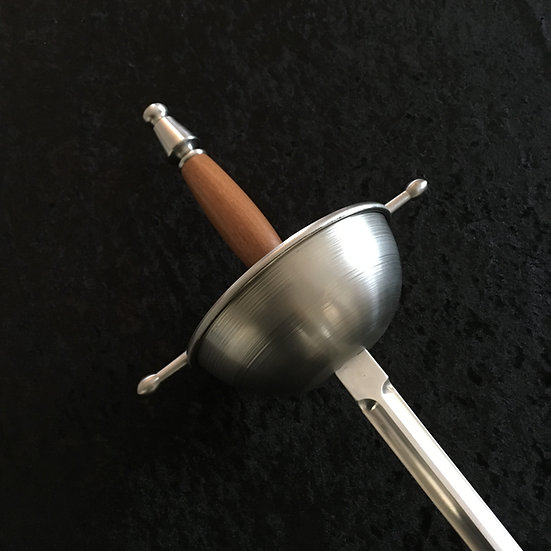Rapière mousquetaire duraluminium (Occasion)