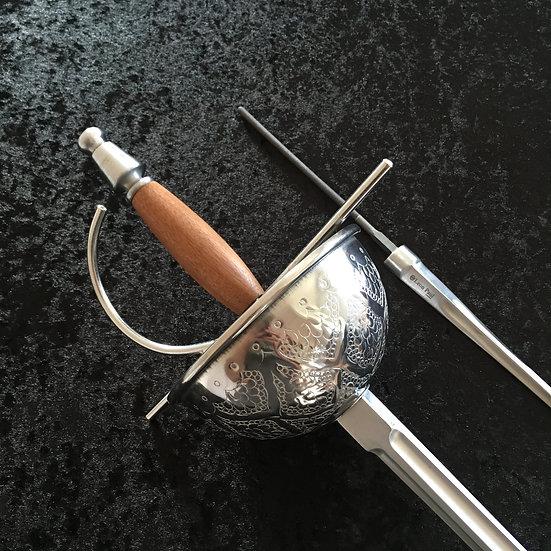 "Épée ""Cyrano"" (Bi Lame)"