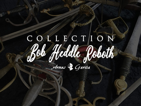 """Collection """"Bob Heddle-Roboth"""""""
