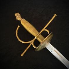 Épée de cour escrime artistique dural