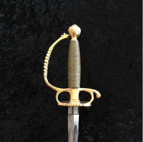 French Smallsword