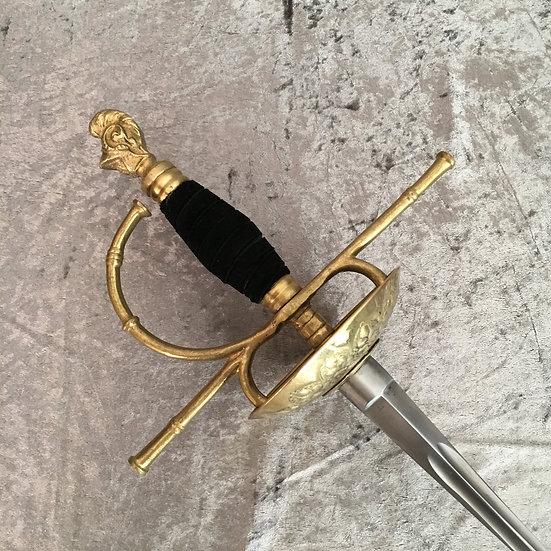 """Épée """"Fouquet"""" (Acier) ◊ M1"""