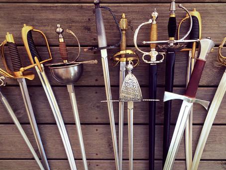 Qu'est-ce qu'une épée en duraluminium ?