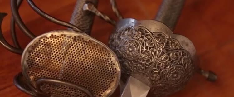 épées aluminium dural duraluminium escrime artistique cinélames maratier location