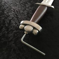 Épée viking duraluminium