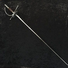Épée escrime artistique