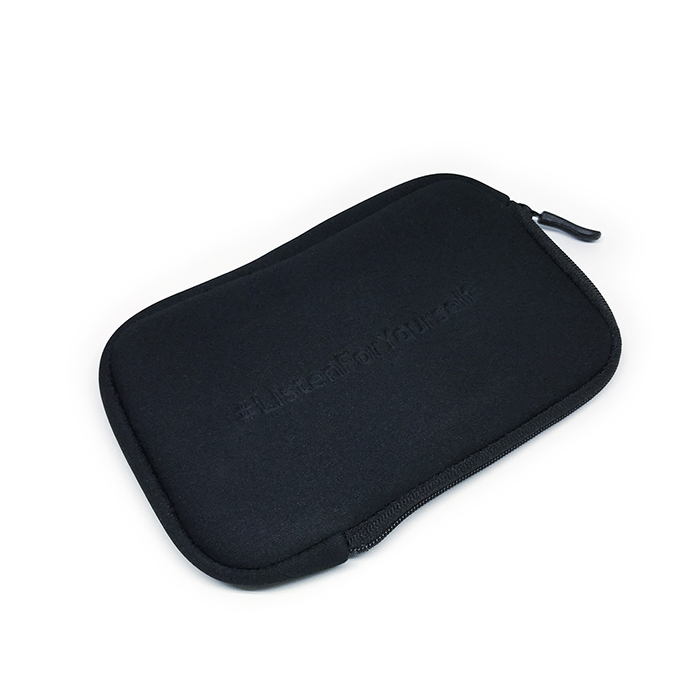 黑色潛手布收納包