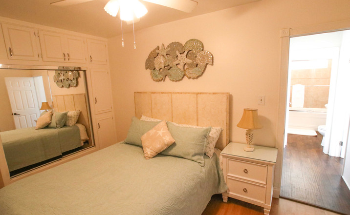 Second Bedroom Soothing Theme