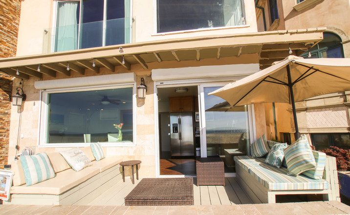 Hermosa Oasis & The Casa Grande Private Deck