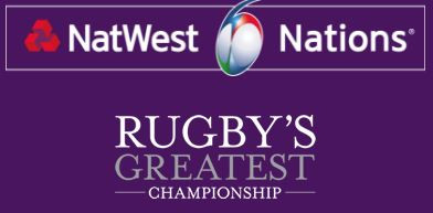 Natwest Rugby Nations Championship logo