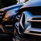 Luxury executive vehicles at Central Chauffeur Services