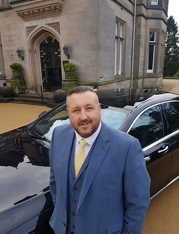 Paul James Director and Close Protection Officer