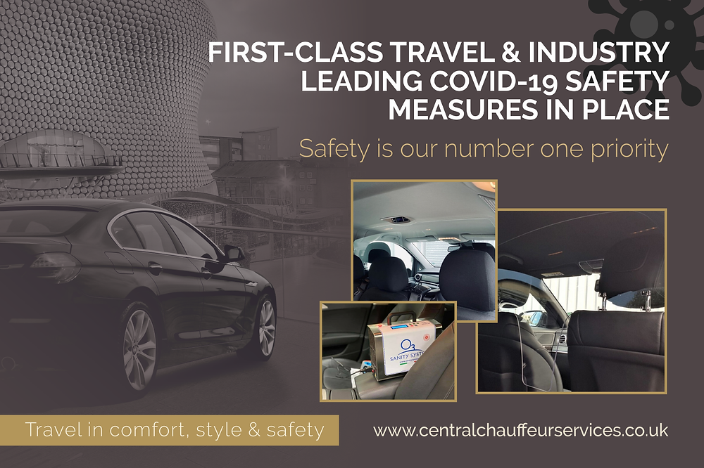 Travel in comfort, style & safety