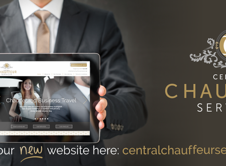 New Site, New Style, Same Great Chauffeur Service!