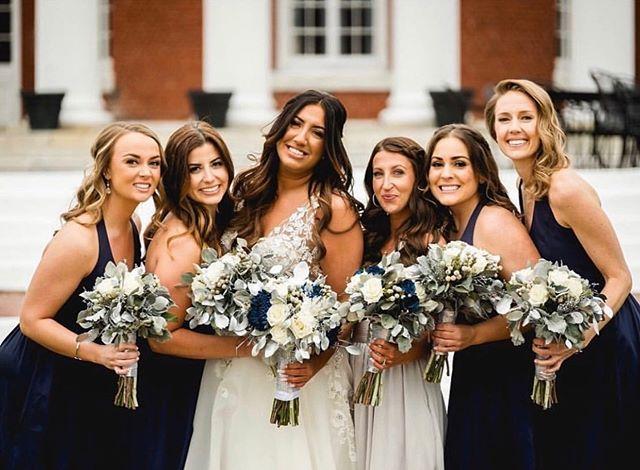 Bridal tribe goals 🙌🏼 Goodmorning my b