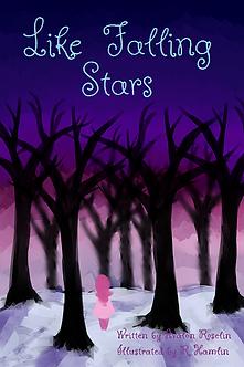 SIGNED Like Falling Stars (Paperback)