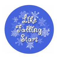 Like Falling Stars Title Button