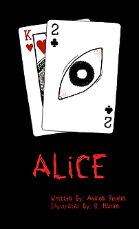 SIGNED ALiCE (Paperback)
