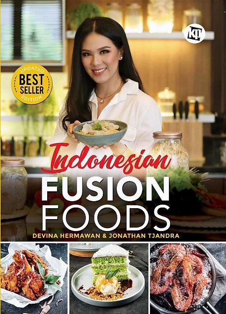 Indonesian Fusion Foods by Devina Hermawan