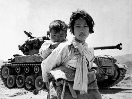 South Korea: Indifferent or Terrified?