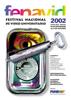 AFICHE FENAVID 2002